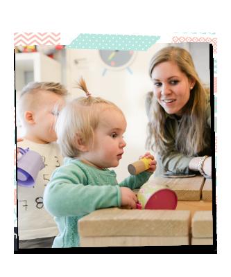 Kleinschalige, christelijke kinderopvang in Nijkerk